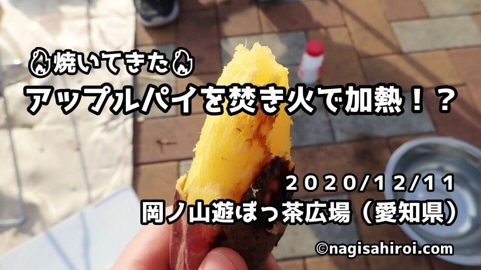 なぎさひろい焚き火会in西尾2020.12.11