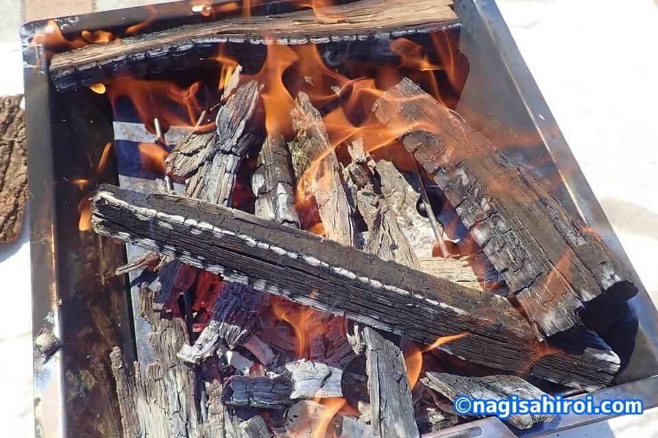イベント企画「焚き火会in西尾」2021年4月11日