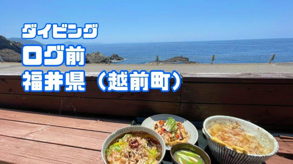 越前海岸ログ前ダイビング(福井県越前海岸)2021年5月30日